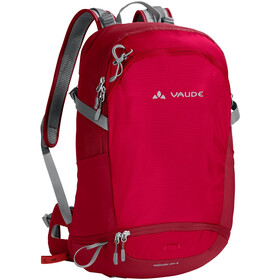 VAUDE Wizard 30+4 Zaino, indian red